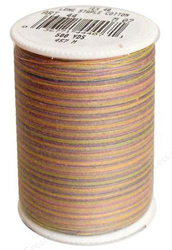 Signature Variegated 500yd Rusty Orange  Signature Cotton Variegated 500yd