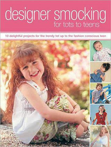 Designer Smocking tots teen