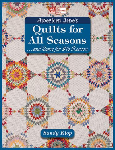 American Jane's Quilts American Jane's Quilts For All Seasons NEW Nov