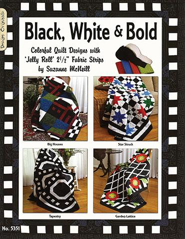 Black, White, Bold