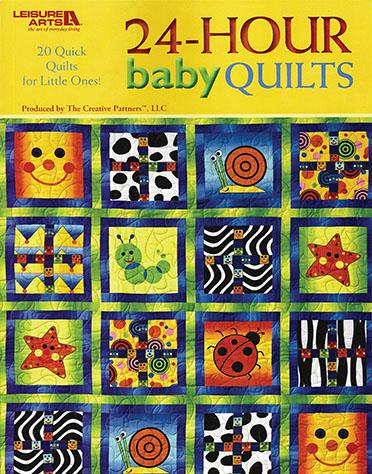 24-Hour Baby Quilts 24-Hour Baby Quilts NEW