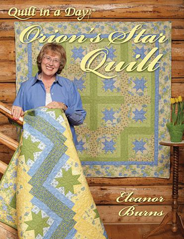 Orion's Star Quilt