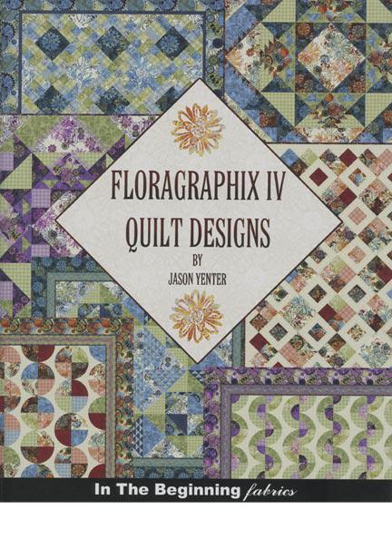 FloragraphixIV Quilt Design