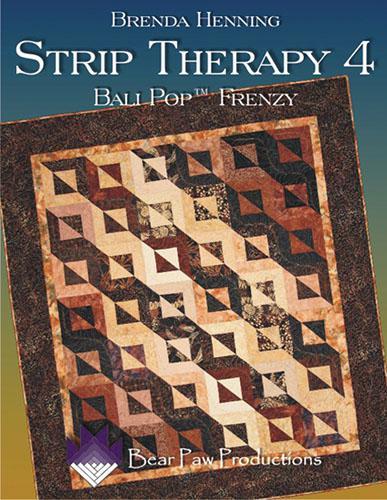 Strip Therapy 4 Bali Pop Frenzy Pattern Book