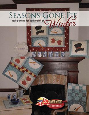 Pie Plate Patterns Seasons Gone Pie Winter