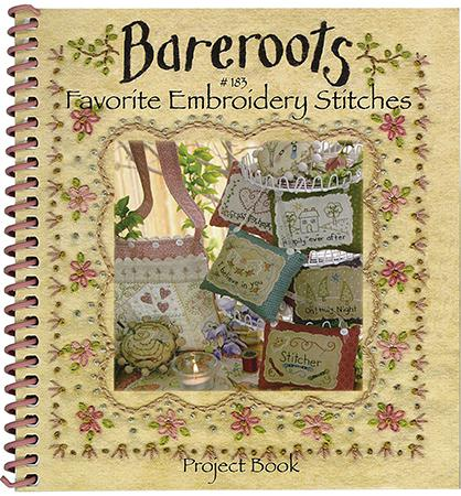 Bareroots Favorite Embroidery Stitches #183