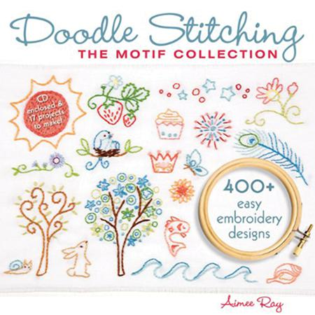 Doodle Stitching The Motif Col
