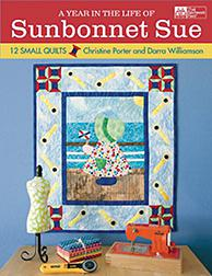 A Year in the Life Sunbonnet Sue