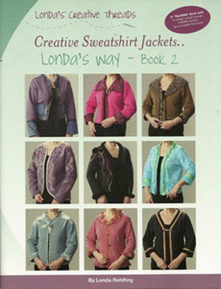 Creative Sweatshirt Jackets