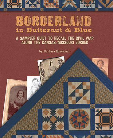 Borderland in Butternut & Blue