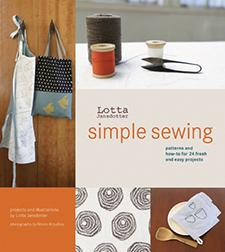 Lotta Jansdotter Simple Sewing