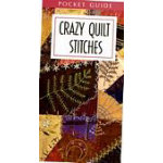 Crazy Quilt Stitches Pkt Guide