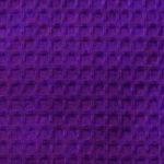 Tea Towel Waffle Weave College Purple