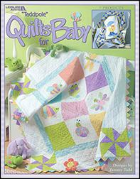 Taddpole Quilts for Baby - 5442A