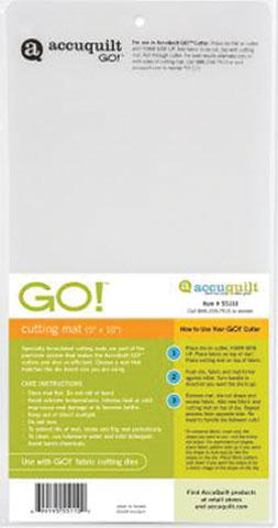 GO! Cutting Mat (5 x 10)