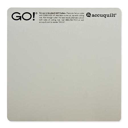 GO! Cutting Mat - 6 x 6