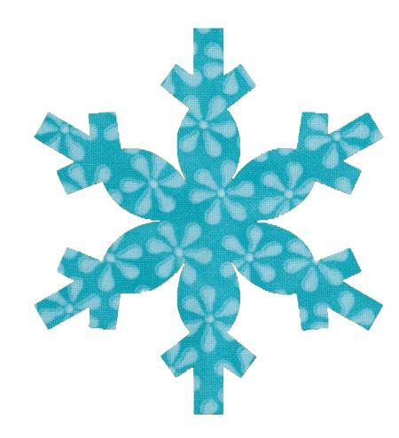 Go! Snowflake Die