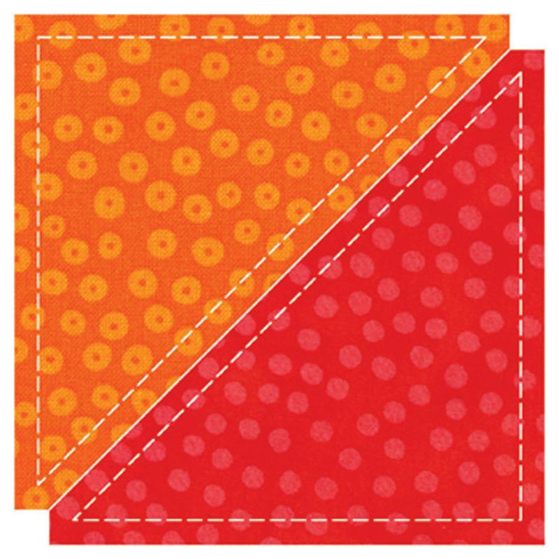 GO! Half Square 4 1/2 Finished Triangle