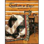 Make a Quilt in a Day - Log Cabin