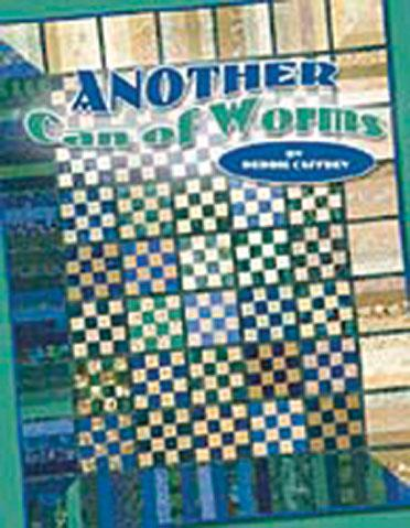 Another Can of Worms pattern book