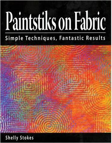 Paintstiks on Fabric