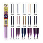 Knitting Needles 10in Size 6