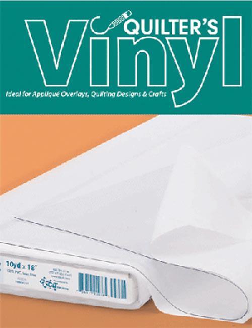 Quilter's Vinyl 18 x 10yds
