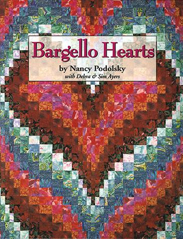 Bargello Hearts Book