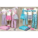 Sew Easy Pajama Pants for Teens & Adults XS-XXXL Pattern Book