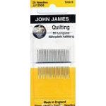 John James Between #8 Blister Pack Needles 12/box
