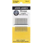JJ Quilting Needles Size 10