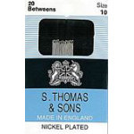 S.Thomas Betweens sz10 12bx