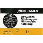 John James Betweens #11