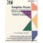 Blank Plastic Template