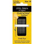 JJ Golden Glide Applique 10