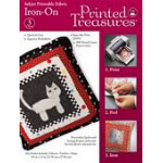 Iron-On Printed Treasures