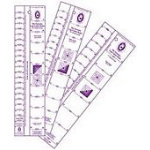 Log Cabin Ruler 1 and 2