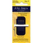 John James Golden Glide Quilting Needles