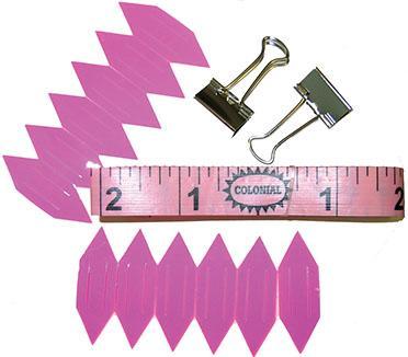 LongArm Centering Tape W/Marker