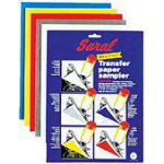 Saral- Transfer Paper Sampler (5 Sheet)