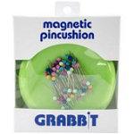 Grabbit Magnetic Pincushion Lime Green
