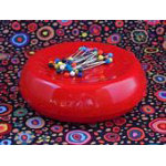 Grabbit Magnetic Pincushion Red