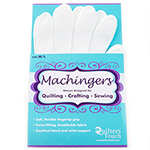 Machingers Quilting Gloves sz Med/Lg