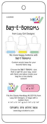 BagEBottom Size A