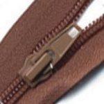 Make-A-Zipper Heavy Duty Brown 96048