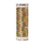 Metallic Embroidery 40wt 100m MULTI 2004/Mettler