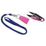 Dura Snips with Neck Strap