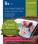 EQ Printables Inkjet Fabric Sh