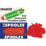 Spooler Spindles