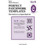 Perfect Patchwork Templates- Set B